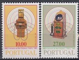 PORTUGAL 1562-1563,unused - Unused Stamps
