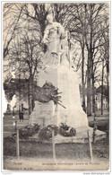 Prix Fixe - SENS - Monument Patriotique - 1906 - Animée - Peynot # 01 - Sens