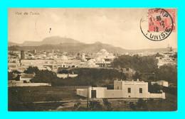 A940 / 675 Tunisie Vue De Tunis - Tunisia