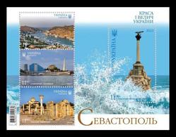 Ukraine 2021 Mih. 1966/69 (Bl.175) Sevastopol City MNH ** - Ukraine