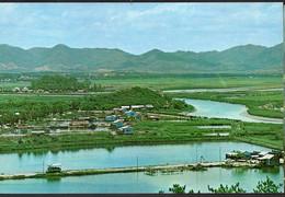 China - Circa 1970 - Postcard - Hong Kong - Shumchun River - A1RR2 - Cina (Hong Kong)