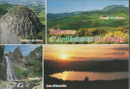 Volcans D'Ardèche Et Du Velay - Un Volcanisme Spectaculaire - Multivue - (P) - Unclassified