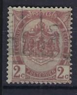 Wapenschild Nr. 55 Voorafgestempeld Nr. 718 B   FRAMERIES  05 , Staat Zie Scan ! Inzet Aan 5 € ! - Roller Precancels 1900-09