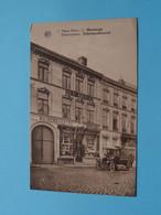 Place ALBERT Montaigu - ALBERTUSPLAATS Scherpenheuvel ( 7 - Albert / Sieben Janssen ) Anno 19?? ( Zie Foto's ) ! - Scherpenheuvel-Zichem