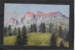 AK 0732  Der Rosengarten Vom Karerpass Aus Um 1907 - Bolzano (Bozen)