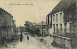 FERRIERE La Petite : Rue De La Gare - Autres Communes