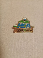 Pin's Side-Car Championnat Du Monde St Jean D 'Angely 1992 - Motorfietsen
