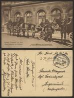 Militaria - Carte Postale : Deutsche Kommandantur In Brussel (Guerre 14-18, Allemand à Bruxelles) - War 1914-18