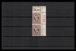 BIZONE 1945 27B R4 Postfrisch (405472) - Amerikaanse-en Britse Zone