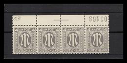 BIZONE 1945 Nr 11A Postfrisch (405486) - Amerikaanse-en Britse Zone