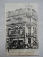 BERCK PLAGE CAFE HOTEL RESTAURANT DE LA BANQUE 43 RUE DES BAINS - Berck