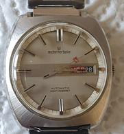 Montre Automatique Michel Herbelin 1960 - Relojes Ancianos