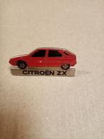 Pin's Citroen Zx (différence) - Citroën