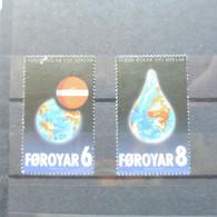 Feroe Foroyar 663/664 Climat  Parfait Etat  Neuf Mnh ** - Faroe Islands