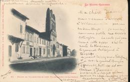 31 -- Eglise De Villenouvelle Pres Villefranche - De - Lauragais - Other Municipalities