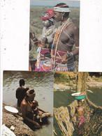 LOT/068.........5 CPSM NUS AFRICAINS - 5 - 99 Postkaarten