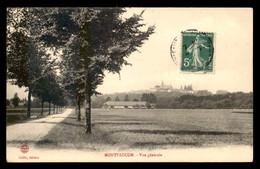 55 - MONTFAUCON - VUE GENERALE - EDITEUR COLLIN - Autres Communes