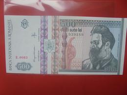 ROUMANIE 500 LEI Peu Circuler/Neuf (B.23) - Rumania