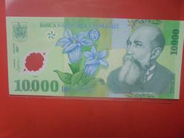 ROUMANIE 10.000 LEI Peu Circuler/Neuf (B.23) - Rumania