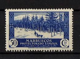 MARRUECOS *156 Nuevo Con Charnela. Cat.11,50 € - Spanisch-Marokko