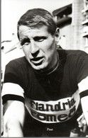 CYCLISME-WIELRENNEN-CICLISMO - 1 CARTE -PETER POST - FLANDRIA - Ciclismo