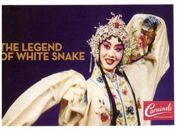 (RR 41) (Avant Card) Australia) Carnivale - Movies - Afiches En Tarjetas