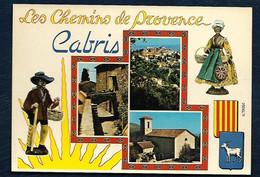 Cabris - 06 - Alpes-Maritimes - Pittoresque Village à Proximité De Grasse Qui Domine Cannes Et Les Iles Des Lérins - Sonstige Gemeinden