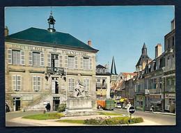 La Charité-sur-Loire (Nièvre) - L'hôtel De Ville Et L'église - La Charité Sur Loire