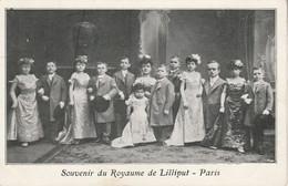 Souvenir Du Royaume De Lilliput - Paris - Circo