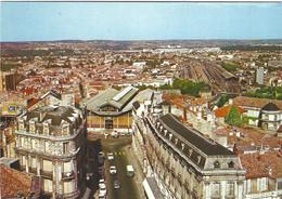 ANGOULEME VUE GENERALE NORD LES HALLES LA GARE TBE - Angouleme