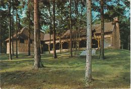 Parc Régional De La Forêt D'Orient. La Maison Du Parc Sur La Route Périphérique Du Lac - Sin Clasificación