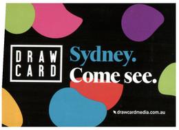 (RR 41) (DrawCardMedia) Australia) Come & See - Publicidad