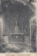 ALLAIN / TOURNAI / LA GROTTE  / INTERIEUR 1907 - Doornik