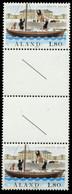 ALAND Nr 26-ZW Postfrisch 4ER STR S032286 - Aland