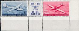 [** SUP] PA26/27, Le Triptyque - Coin De Feuille - Cote: 85€ - Airmail