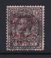 Ireland: 1922   KGV OVPT    SG40    9d   Agate   Used - Gebruikt