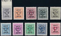 [** SUP] PO666/75, La Série Complète - Cote: 21€ - Unclassified