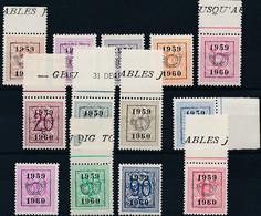 [** SUP] PO686/98, La Série Complète - Cote: 107€ - Unclassified