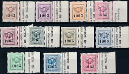 [** SUP] PO758/68, La Série Complète - Cote: 97€ - Unclassified