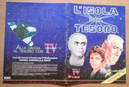 Album L'isola Del Tesoro Con Solo 5 Figurine EuroFlash 1987 - Sonstige
