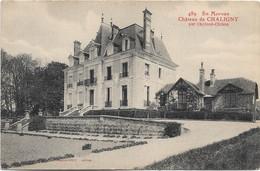 58 - CHALIGNY Château De écrite - Pouilly Sur Loire
