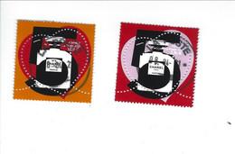 Chanel N° Oblitéré 2021 La Paire - Used Stamps