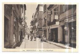 Montauban Rue De La République - Montauban