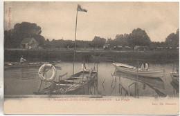 10 NOGENT-sur-SEINE   Jolainville - La Plage - Nogent-sur-Seine