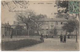 58 NEVERS  La Préfecture - Nevers