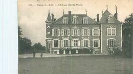 Cpa   - Vouzon - Château Sainte Marie     D199 - Andere Gemeenten