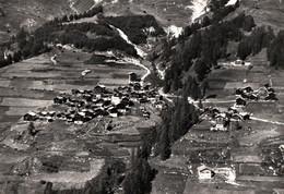 CPSM - Villages VALAISIENS - VAL D'HERENS / VERCORIN Et Les DIEZ S.Les Granges - Lot De 3 Cartes A Saisir - VS Valais