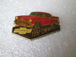 PIN'S    CHEVROLET   1957 - Altri