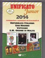 2014 Unificato Junior Area Italiana - Italia