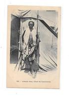 DJIBOUTI : Abane ISSA, Chef De Caravane, - Gibuti
